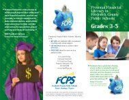 Elementary - Frederick County Public Schools