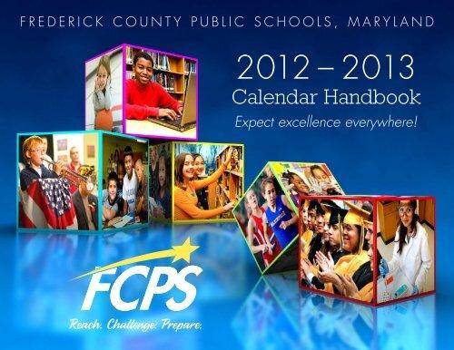 Handbook Only - Frederick County Public Schools