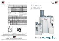 Series Oil Water Separator - Fluid Control Services