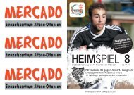 Heimspiel 8, T05 - FC Teutonia 05 eV