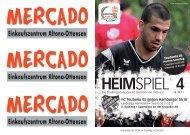 Heimspiel 4, T05 - FC Teutonia 05 eV