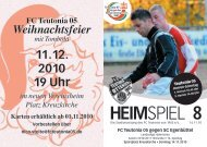 Heimspiel 8, T05 - SC Egenbüttel - FC Teutonia 05 eV