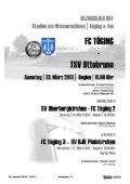 Heft 11 herunterladen - FC Töging - Seite 2