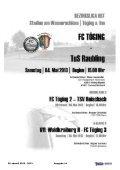 Heft 14 herunterladen - FC Töging - Seite 2