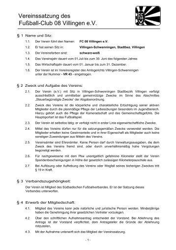 einladung hallenturnier d-g, 2010 1 .wps - fc 08 villingen, Einladung
