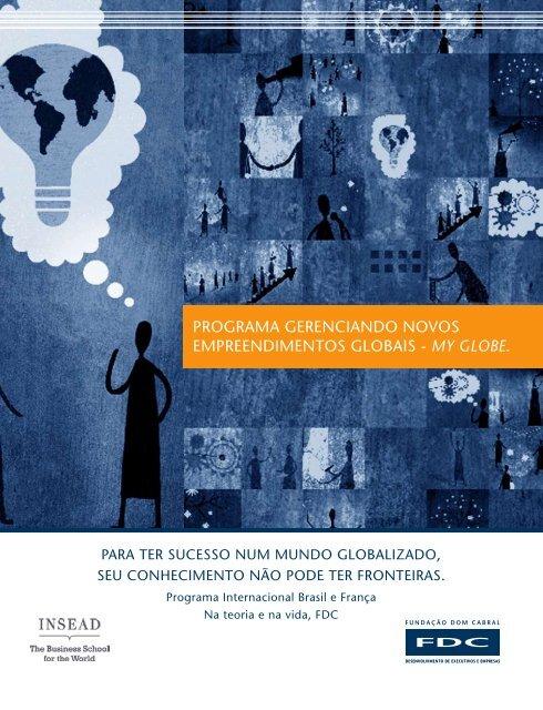 programa gerenciando novos empreendimentos globais - my globe.