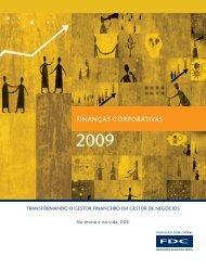 FINANçAS CORPORATIVAS 2009