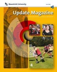 Update Magazine - School of Business and Economics - Maastricht ...