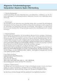 Allgemeine Teilnahmebedingungen Heilpraktiker-Akademie Baden ...