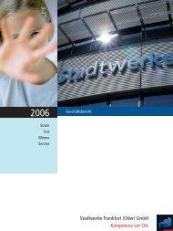 Lagebericht 2006 - Fdh-ffo.de