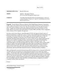 Memorandum - PDF - FDIC
