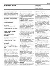 June 8, 2003, Federal Register, pages 31913-31922 - PDF - FDIC