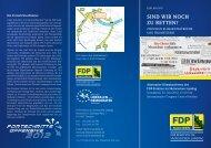 Sind wir noch zu retten? - FDP-Landtagsfraktion Sachsen