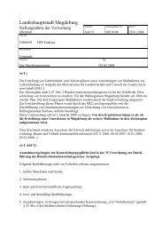 Stellungnahme - Vorlage S0018/08 - FDP Kreisverband Magdeburg