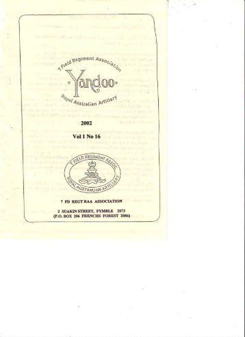 2002 - 7fd-regt-raa-association.com