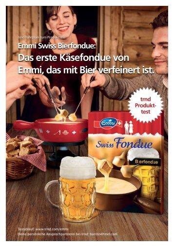 Emmi Swiss Bierfondue. Das - trndload