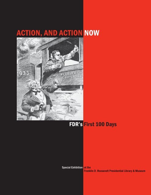 100 DAYS Exhibit Guide Modified for Web PDF .indd - Franklin D ...