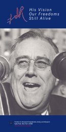 Download the Exhibit Banners - Franklin D. Roosevelt Presidential ...