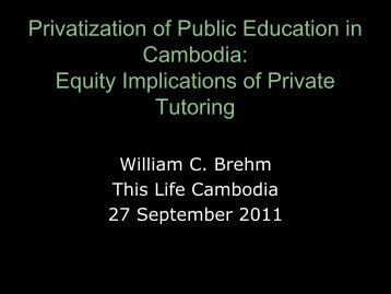 (1) the nature of the public-private education arrangement (including ...