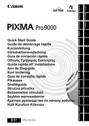 Quick Start Guide Guide de démarrage rapide Kurzanleitung - Etilize