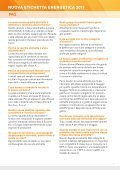 La nuova etichetta energetica 2011 - Page 7