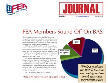 May 2012 issue - FEA Online!