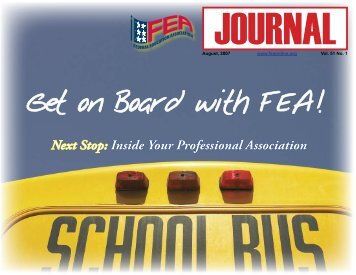 Get on Board with FEA ! - FEA Online!