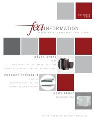 FEA Newsletter November 2005 - Free Download of Papers from LS ...