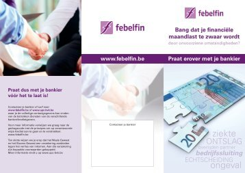 folder - Febelfin