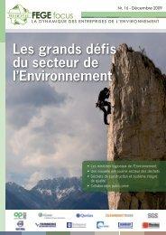 Voyez le PDF - FEBEM - Federatie van Bedrijven voor Milieubeheer