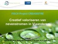 Creatief valoriseren van nevenstromen in Vlaanderen - VVSG