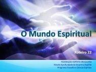 O Mundo Espiritual - Federação Espírita Brasileira