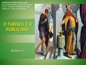 publicano - Federação Espírita Brasileira