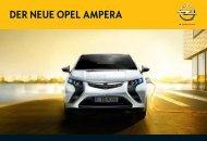 der neue opel ampera - Schwabengarage AG