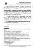 PROCESSO SELETIVO PRIMEIRO SEMESTRE ... - FEC - Unicamp - Page 2