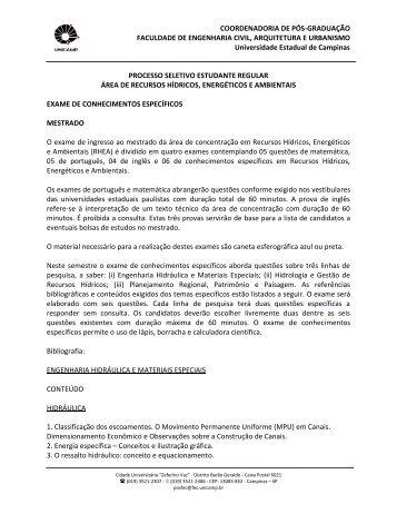 """Cidade Universitária """"Zeferino Vaz"""", - FEC - Unicamp"""