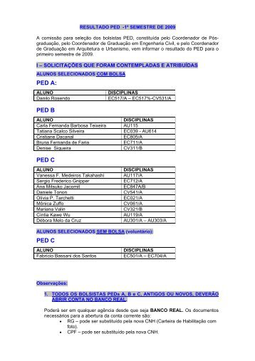 rea de Edificaes: - FEC - Unicamp