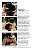 Kleine Regelkunde für Anfänger, Zuschauer und Journalisten - Seite 2