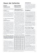 Kleine Regelkunde für Anfänger, Zuschauer und Journalisten - Seite 5