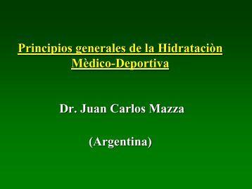14 Principios generales Hidratacion y Ejercicio