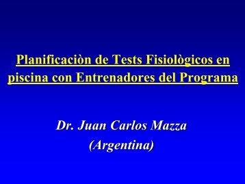 2-4 Planificacion Tests Fisiologicos en Piscina