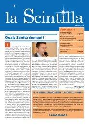 La Scintilla (maggio 2012) - Federazione Cure Palliative