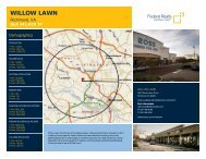 Willow Lawn Lease Flyer