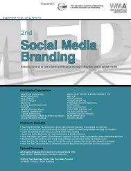 Social Media Branding - Federated Press