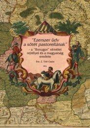 """Adatok a """"finnugor"""" nyelvelmélet eredetéhez"""