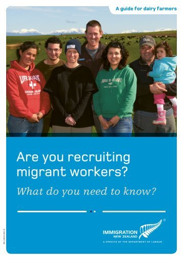 Are you recruiting migrant workers? - Immigration New Zealand