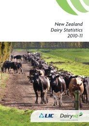 New Zealand Dairy Statistics 2010-11 - LIC