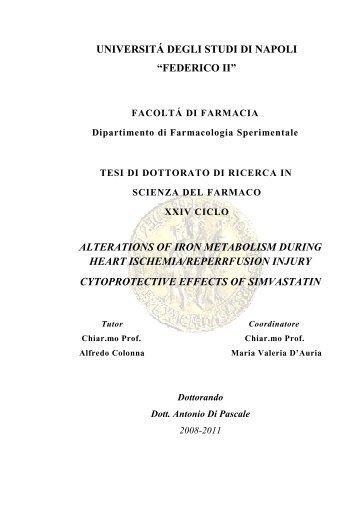 alterations of - FedOA