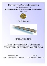 Limit States Design of Concrete Structures Reinforced with ... - FedOA