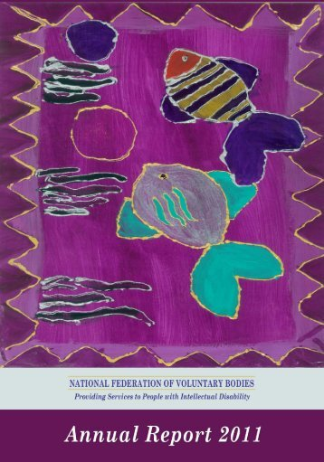 Annual Report 2011 - National Federation of Voluntary Bodies